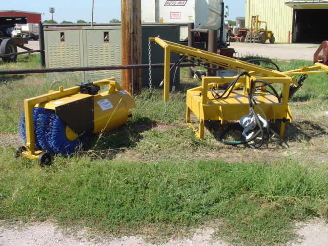 Used Loaders, Forklifts and Misc Section