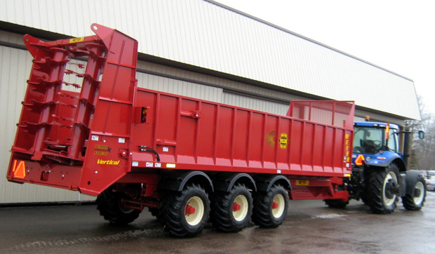 New Meyer Spreader