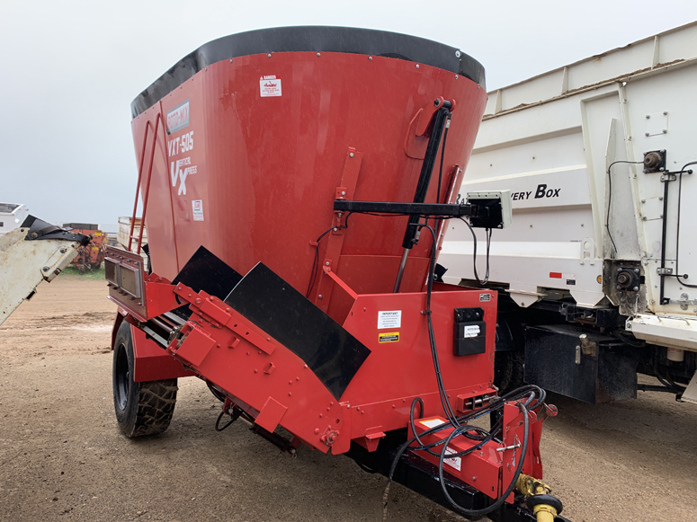 02 Used Trailer Unit